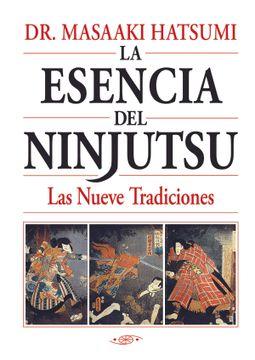 portada La Esencia del Ninjutsu