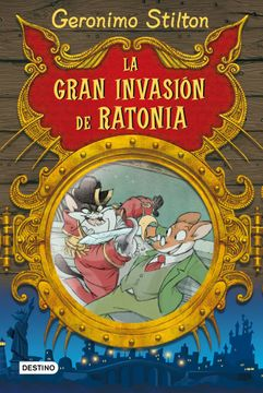 portada La Gran Invasión de Ratonia