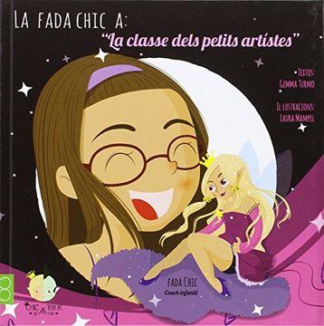 portada Meritxell I La Classe Dels Petits Artistes (CHIC Y TROK)
