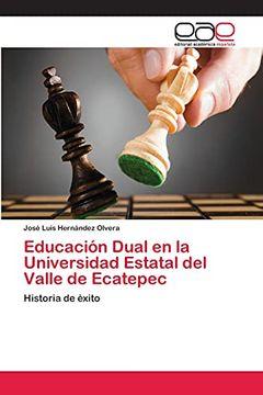 portada Educación Dual en la Universidad Estatal del Valle de Ecatepec
