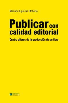 portada Publicar con Calidad Editorial