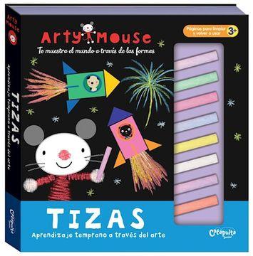 portada Arty Mouse: Tizas - Catapulta