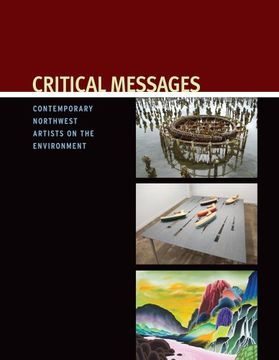 portada Critical Messages (libro en Inglés)