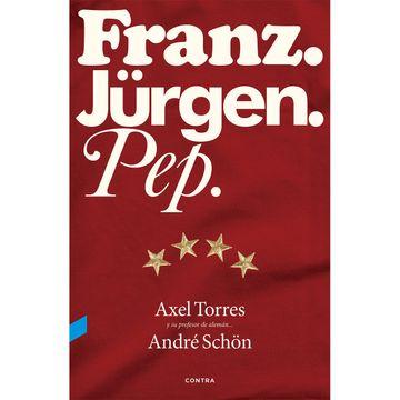 portada Franz. Jürgen. Pep