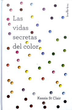 portada Las Vidas Secretas del Color