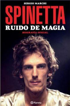 portada Spinetta: Ruido de Magia