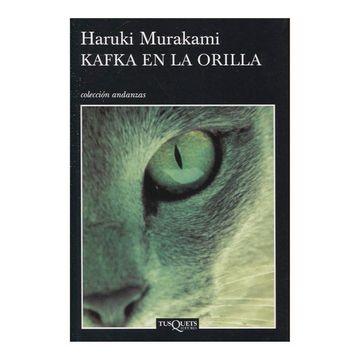 portada Kafka en la Orilla