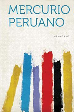 portada Mercurio Peruano Volume 1, ano 1