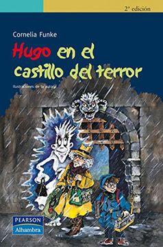portada Hugo en el Castillo del Terror