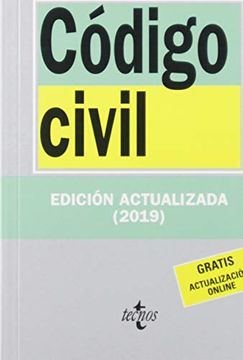 portada Código Civil