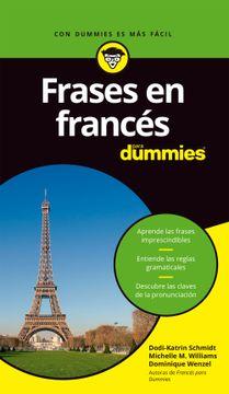 portada Frases en Francés Para Dummies