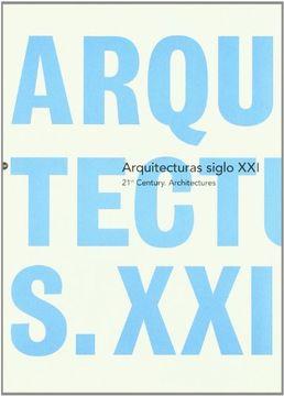 portada Arquitecturas siglo XXI