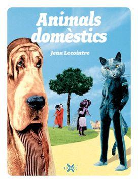 portada Animals domèstics (Ekarequis / Ekaré en catalá)