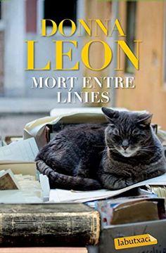 portada Mort Entre Línies (Labutxaca) (libro en Catalán)