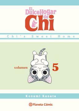 portada Dulce Hogar de chi n⺠05 (el Dulce Hogar de Chi)