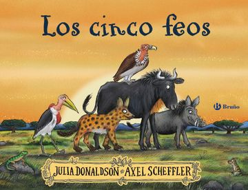 portada Los Cinco Feos (Castellano - a Partir de 3 Años - Álbumes - Otros Álbumes)