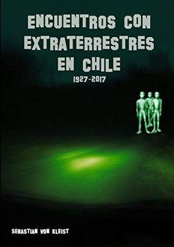 portada Encuentros con Extraterrestres en Chile