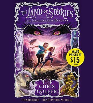 portada The Land of Stories: The Enchantress Returns
