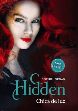 portada Hidden, Chica de luz
