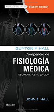 portada Guyton y Hall: Compendio de Fisiología Médica