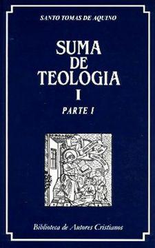 portada Suma de Teologia. I.