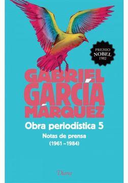 portada Obra Periodística 5. Notas de Prensa(2015)
