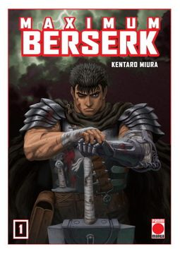 portada Maximum Berserk