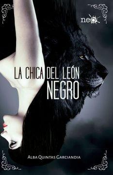portada La Chica del Leon Negro