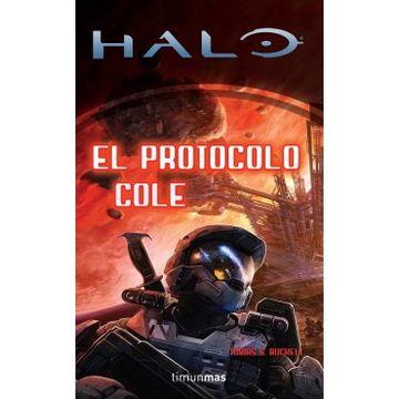 portada Halo: El Protocolo Cole