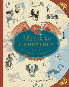portada Atlas de los Monstruos
