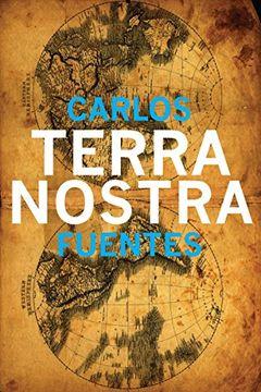 portada Terra Nostra (Latin American Literature Series) (libro en Inglés)