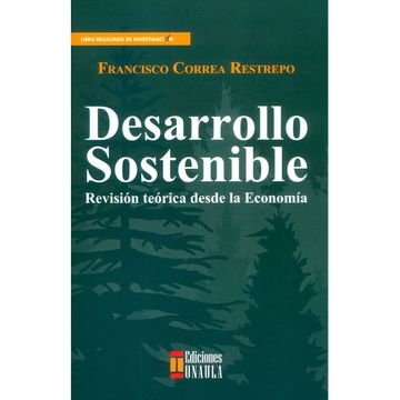 portada Desarrollo Sostenible. Revisión Teórica Desde la Economía
