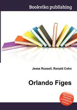 portada Orlando Figes (libro en inglés)