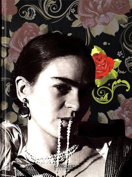 portada Libro Diario Frida Kahlo? Rosas (Agenda)