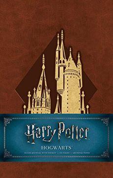 portada Harry Potter: Hogwarts Hardcover Ruled Journal (libro en Inglés)