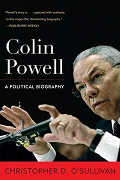 portada Colin Powell: A Political Biography (Biographies in American Foreign Policy) (libro en inglés)