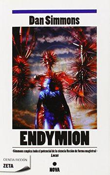 portada Endymion (Los Cantos de Hyperion 3)