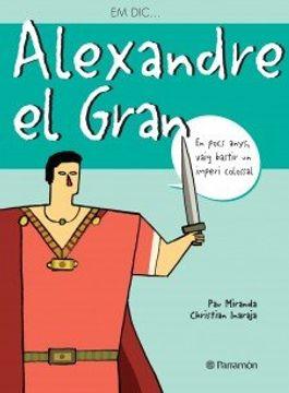 portada EM DIC... ALEXANDRE EL GRAN (Me llamo)