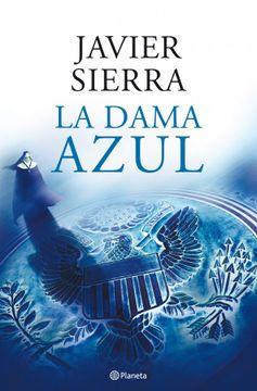 portada La Dama Azul ((Fuera de Colección))