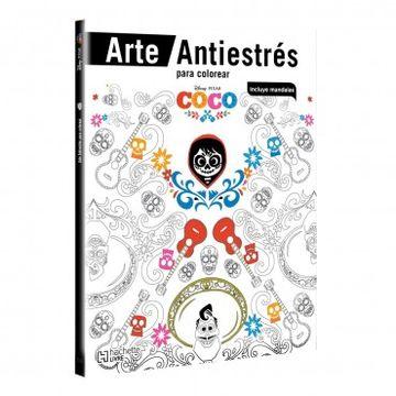 portada Arte Antiestres Coco