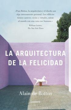 portada La Arquitectura de la Felicidad