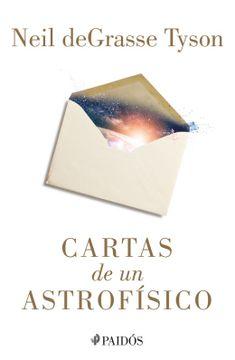 portada Cartas de un Astrofisico