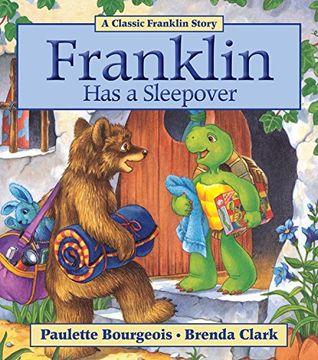 portada Franklin Has a Sleepover
