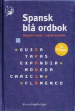 portada Spansk bla Ordbok