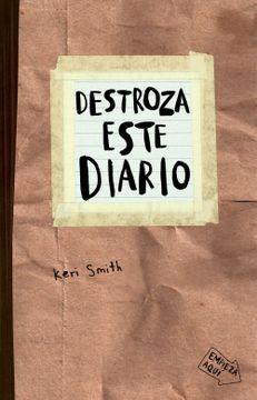 portada Destroza Este Diario: Craft