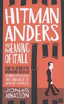 portada Hitman Anders And The Meaning Of It All