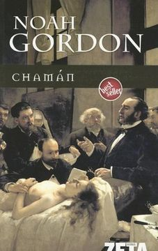 portada Chaman (Best Seller Zeta Bolsillo)