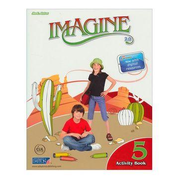 portada Imagine 2. 0 Level 5 Activity Book (Cod. 162673) (libro en Inglés)