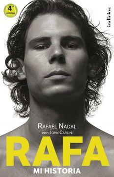 portada Rafa, mi Historia