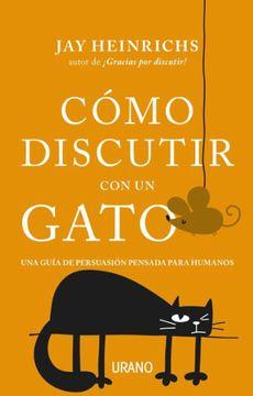 portada Cómo Discutir con un Gato